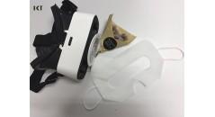 Vliesprodukte, 3D-VR-Brille, Schutzaugen, Augenmasken