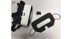 Vliesprodukte, 3D-VR-Brillen, Augenschutz, Augenmasken